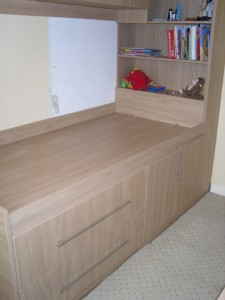 Cabin Bedroom Fitted Furniture the cabin bed