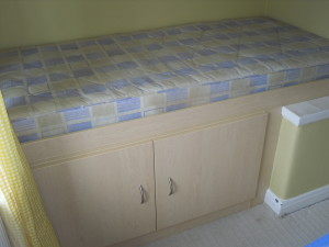 Small Box Room Cabin Bed for Grandma