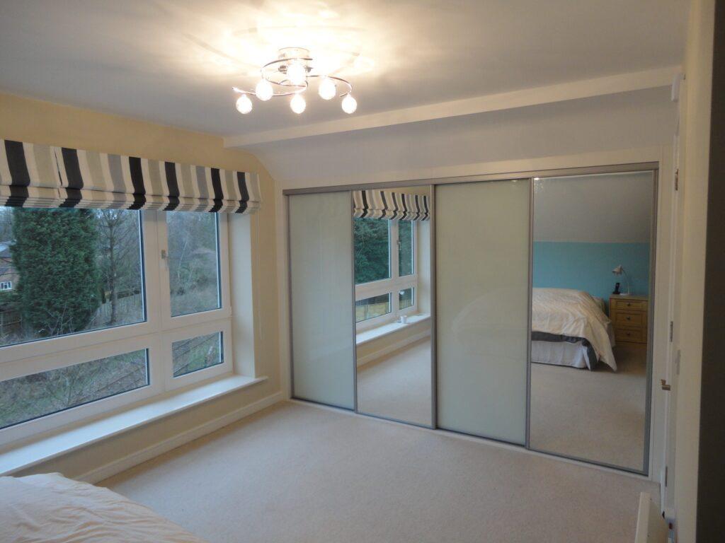 4 Door Sliding Wardrobe Real Room Designs