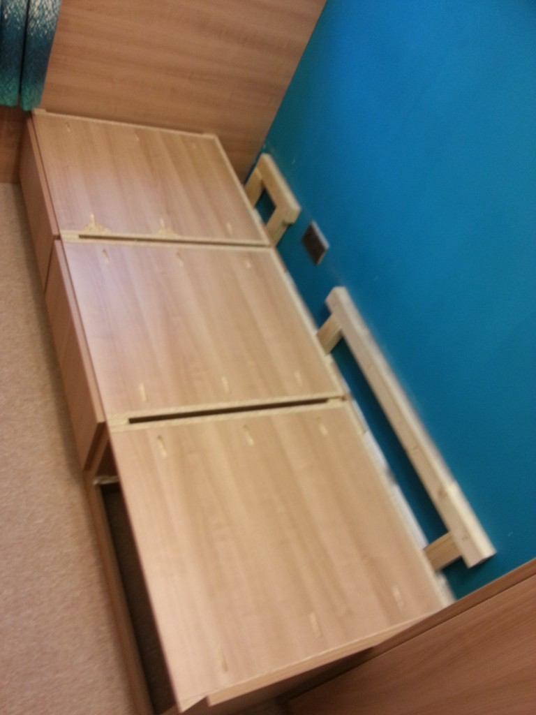 base unit of cabin bed