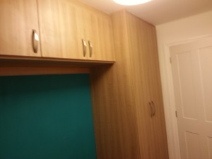 top box and wardrobe