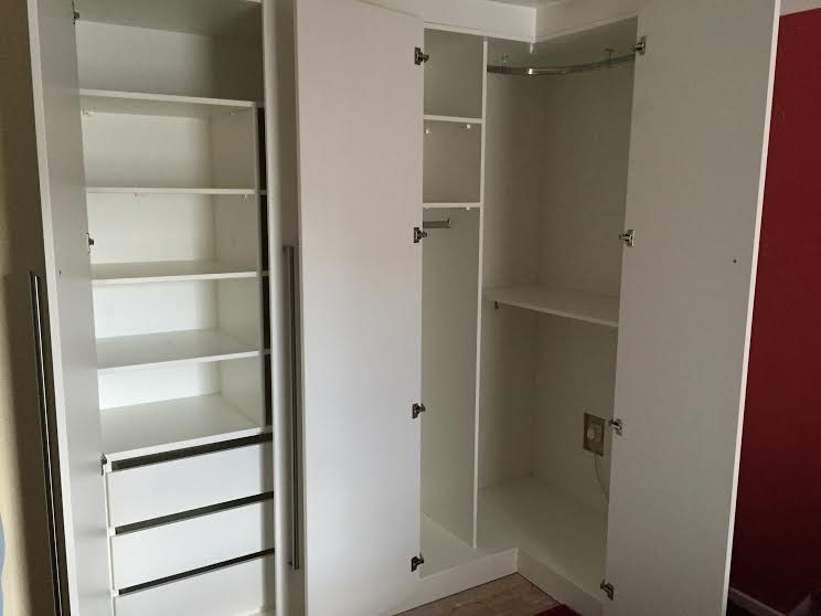 Extra Bedroom Storage Space