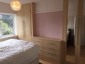 Wardrobes And Drawers When Finished