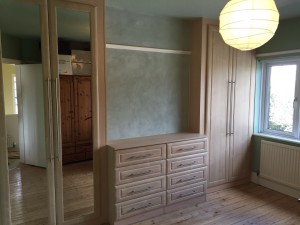 Wardrobes In Alcoves Purpose Built