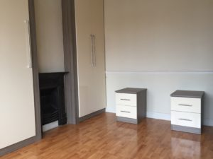 Alcove Wardrobes And Bedside Tables