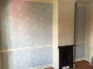 Bedroom Wall Ready For Alcove Wardrobe Ideas