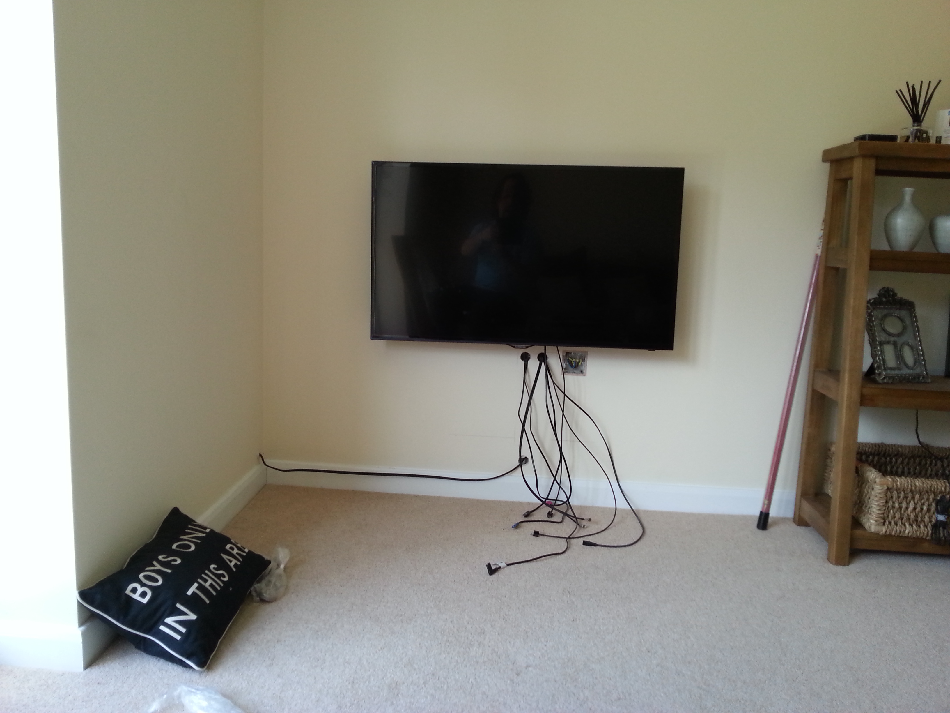 wall mounted tv real room designs rh realroomdesigns co uk