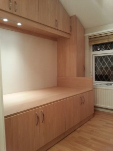 Bespoke Fitted Furniture For A Box Room